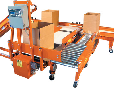powered roller conveyor