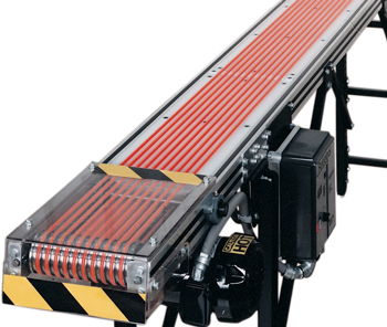 Rope Belting for Cooling Conveyors