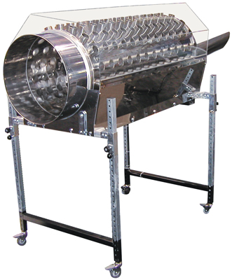 STNP perforated drum separator