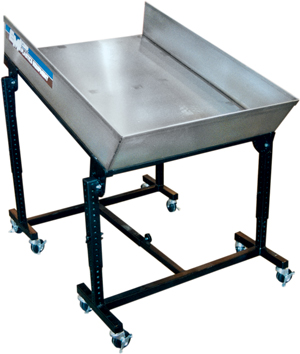 Adjustable Part Cart