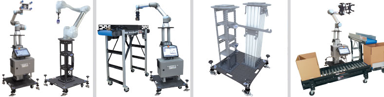 Industrial Cobot Stands