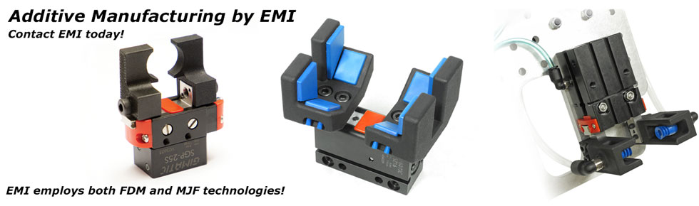3d printing and additive manufacturing by EMI