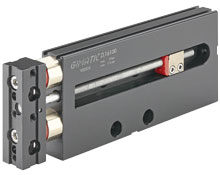 Low-Profile Pneumatic Slide for EOAT