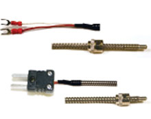 Nozzle Thermocouples