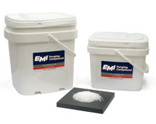 EMI Purging Compound