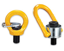 Lifting Eye Bolts and Hoist Rings