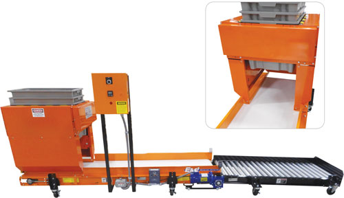 Weigh Scale Hopper
