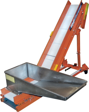 Parts Containment Options for Conveyor Systems